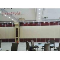 Diy movable sound proof flexible folding restaurant partition wall customized OEM service