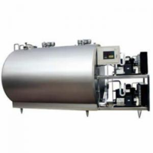 China Milk cooling tank on sale