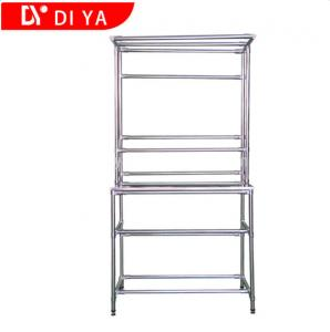 China DY52 Industrial Assembly Line Workstations With Lean Tube / Aluminium Profile on sale