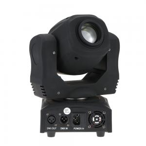 China DMX512 AUTO/VOICE/ 60w gobo beam projector 10 channels stage lighting equipment on sale