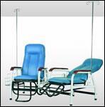 Cadeira da transfusão