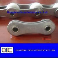 Cadena estándar del rodillo de las cintas transportadoras