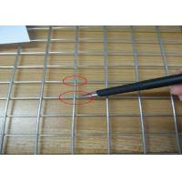 5ft 1m Stainless Steel Welded Wire Mesh Reinforcement For Roof Gabion Hot Dips