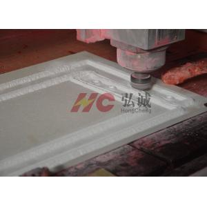 China GPO3 Machined Parts GPO3 Fiberglass Sheet High Efficiency Further Processing on sale