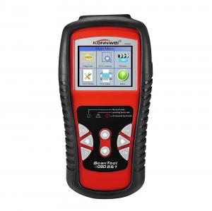 China KONNWEI KW830 Code Reader With Live Data  / Car Battery Testers Analyzers on sale