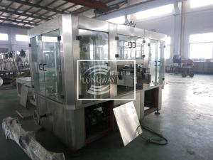 China High Quality Mango Pulp Juice Tin Can Filler Seamer For Sale on sale
