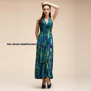 China Bohemian Dress QD201502 on sale