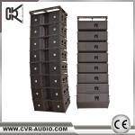 sound systems equipment CVR line array 12 inch speakers prices