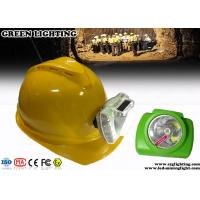 Industrial Safety Cordless Mining Lights With OLED Screen 3W Power 360 Lum