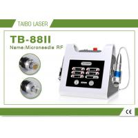 Radio Frequency Portable Fractional RF Microneedle Machine for Wrinkle Removal , Face Lifting