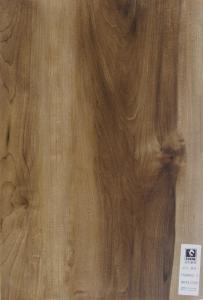 China Wooden Grain Decorative PVC Film , Indoor Flooring Tiles Rolled Wood Flooring on sale