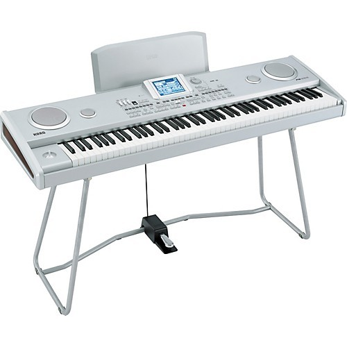 Korg Pa588 Digital Piano and Arranger Keyboard for sale