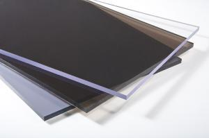 China 1.5mm to 15mm Plate Polycarbonate Compact Transparent Anti Uv on sale