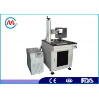 Economical Inox Metal Fiber Laser Marking Machine With Q-Switched Operation