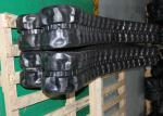 78 Links Rubber Track Crawler Fit Airmann Ax20ur.3  Komatsu Pc20mrx Pc20mr