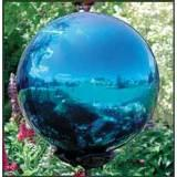 China 90mm multi-color Stainless Steel Gazing Ball on sale
