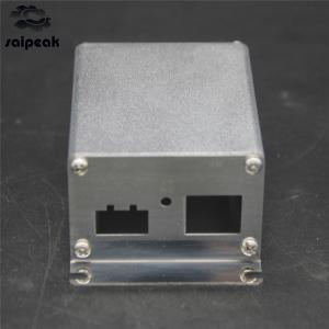 China Aluminium Extrusion Audio Amplifier Enclosure on sale
