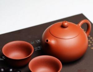 China Purple Sand Porcelain Tea Sets , 300ml Chinese Yixing Clay Teapot on sale