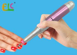China Electric Manicure Nail Drill Portable Pen Shape USB Plug 30000RPM Stepless Speed Control on sale