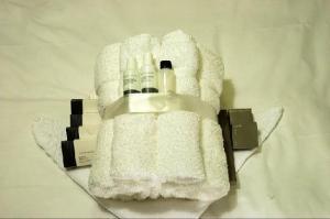 China 35 ml hotel shampoo , shower gel in PVC bottle on sale