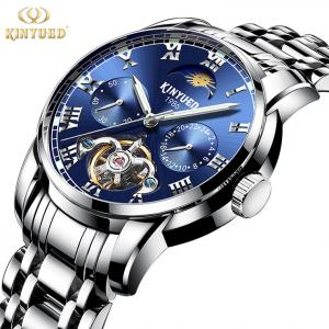 China Classic  Mens Mechanical Watches Luxury Automatic Wristwatch on sale