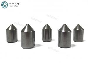 China YK20 Tungsten Carbide Buttons Rotary Drilling Rig Auger Bit For Rocking Drilling on sale
