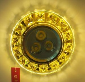 China led cob chip optional Epistar high power decorative downlight 3w ceiling lamp on sale