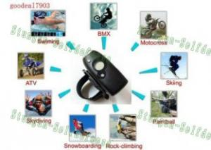 Quality 360 Degree Rotation Helmet Waterproof Sports Action Camera T-03 for sale