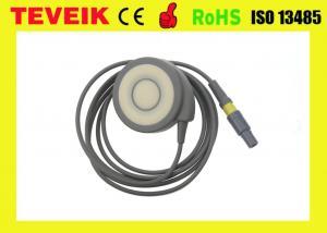 China Edan Cadence II / F3 Fetal Transducer , 6 Pin Fetal toco transducer probe on sale
