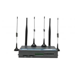 China Load Balancing WCDMA Industrial 4G Router for ATM / Kiosk Substation on sale