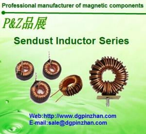 China Sendust Inductr Series supplier
