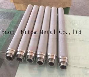 China Stainless steel powder sintering filter Stainless steel powder sintering filter material w on sale