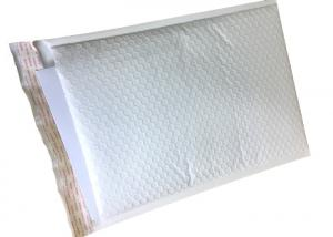 China Plastic Clothing Padded Mailing Envelopes , Custom Printed Bubble Mailers Inch 6*10 on sale