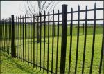 Australia Hot Dip Galvanized 1.8x2.4m  House Gate Designs Wrought Iron Fence