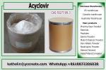 Pharmaceutical Raw Materials White Powder Acyclovir For  Antiviral 59277-89-3