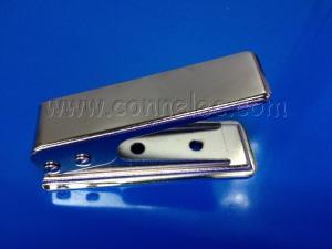 China nano sim cutter for Iphone 5, repair parts for Iphone 5, Iphone 5 repair sim cutter on sale