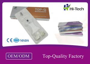 China Sell Top-Q super fine line 1ML hyaluronic acid filler injection for thin superfine on sale