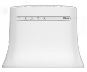 China New Router ZTE MF283+ LTE 4G wireless router LTE technology Cat4, 3G DC-HSPA + (900/2100 MHz) and 2G EDGE /GPRS / GSM on sale