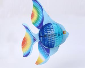 Small fresh element color paper sculpture small goldfish pattern quality small fresh element color paper sculpture small goldfish pattern paper flowers custom paper mightylinksfo
