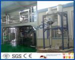 Liquid Beverage Juice Manufacturing Equipment , CIP Cleaning Juice Manufacturing Machines