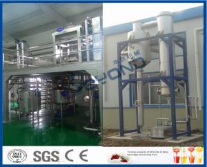 China Fresh Date Fruit Juice Processing Line 500-2000 Kg Per Hour 6-12 Months Shelf Life on sale