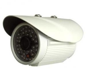 China Infrared IP  Cameras security bullet camera with 2.8mm - 12mm  Varifocal Lens on sale
