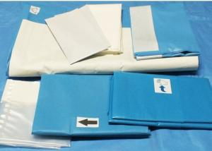 China Surgical Dressing Pack Disposable TUR Pack Used In Urinary Surgical Operations on sale