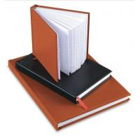China Leather Cover Agenda Notebook on sale