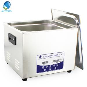 China 300W Fast Remove Oil Two Cleaning Cycle Digital Firearms Ultrasonic Cleaner on sale