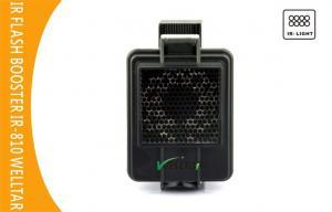 China Mini IR Flash Extender Work With Black IR Camera / Infrared IR Camera on sale