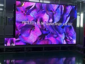 China Indoor Full Color High Definition LED Billboard P2.5mm 500 X 500mm Cabinet on sale