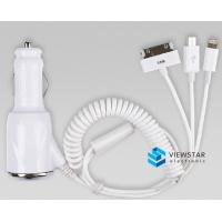 China Universal Car Charger Iphone Cell Phone Accessories For iphone and Samsung Nokia on sale