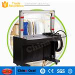 China 2017 Hot Sale DBA-150 Electric Automatic Carton PP Belt Strapping Machine wholesale