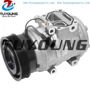 China Kia Carens Rondo auto ac compressor without top cap 10PA17C 977011D100 97701-1D100 Car air conditioning compressor on sale